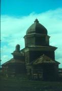 Храмовый комплекс. Церкви Воздвижения Креста Господня и Успения Пресвятой Богородицы - Ухтома - Вашкинский район - Вологодская область