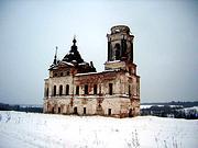 Церковь Воскресения Христова - Царёво - Тотемский район - Вологодская область