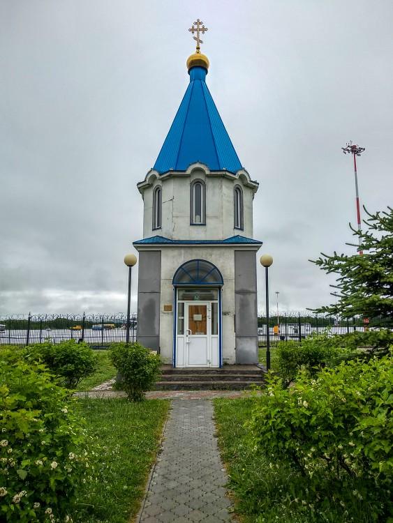 Часовня Михаила Архангела, Елизово