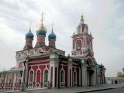 Тверской. Георгия Победоносца (Покрова Пресвятой Богородицы) на Псковской горе, церковь
