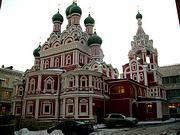 Церковь Троицы Живоначальной в Никитниках - Москва - Центральный административный округ (ЦАО) - г. Москва