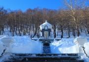 Петропавловск-Камчатский. Часовня в память погибших при обороне города в 1854 году