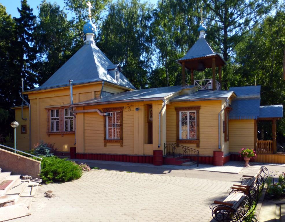 Церковь Сретения Господня, Новая Деревня