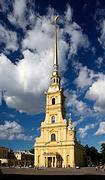 Собор Петра и Павла - Санкт-Петербург - Санкт-Петербург - г. Санкт-Петербург