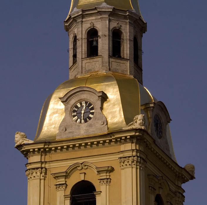 Собор Петра и Павла, Санкт-Петербург