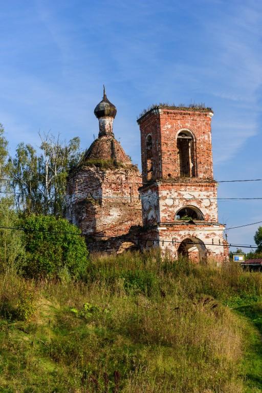 Церковь Казанской иконы Божией Матери, Суково