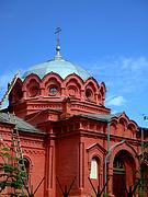 Церковь Николая чудотворца - Котлы - Кингисеппский район, г. Ивангород - Ленинградская область