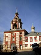Колокольня бывшего Знаменского монастыря - Москва - Центральный административный округ (ЦАО) - г. Москва