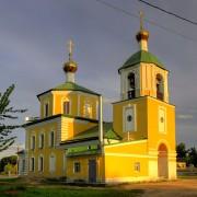 Церковь Казанской иконы Божией Матери - Тверь - г. Тверь - Тверская область