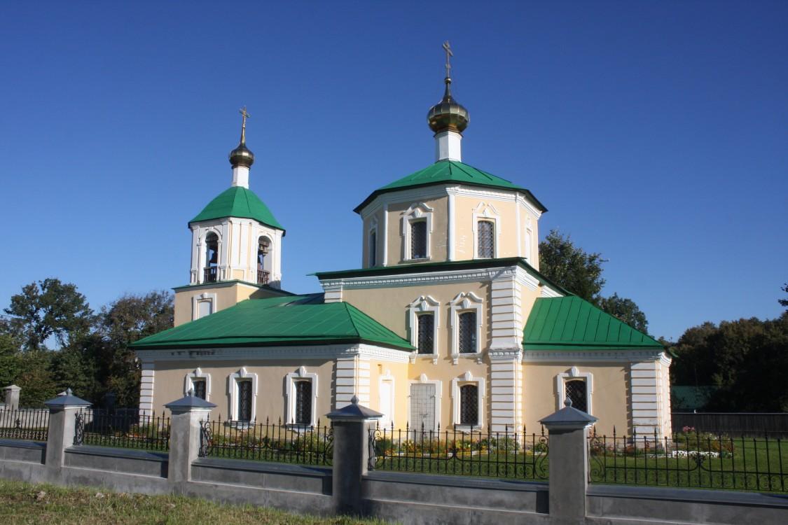 Церковь Казанской иконы Божией Матери, Тверь