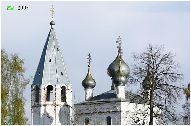 Церковь Димитрия Солунского, Осипово