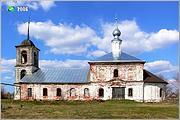 Церковь Сергия Радонежского - Пировы-Городищи - Вязниковский район - Владимирская область