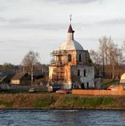Церковь Спаса Преображения - Ровное - Боровичский район - Новгородская область