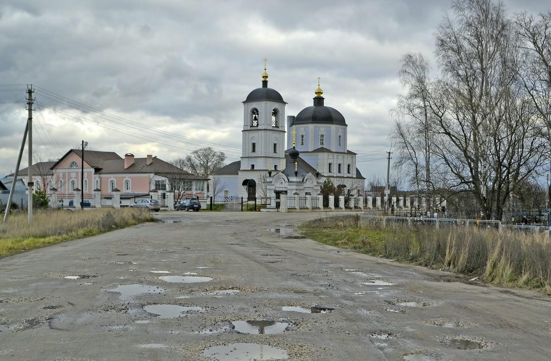 Церковь Николая Чудотворца, Васютино
