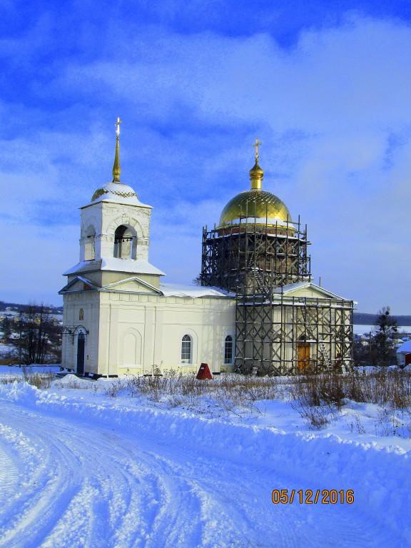 Церковь Николая Чудотворца, Люботин