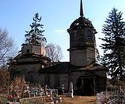 Церковь Георгия Победоносца - Ручьи - Крестецкий район - Новгородская область