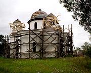 Церковь Покрова Пресвятой Богородицы - Ручьи - Крестецкий район - Новгородская область