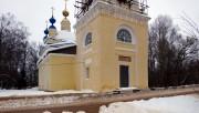 Зятьково. Сергия Радонежского, церковь