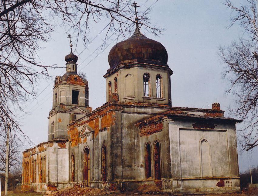 Церковь Казанской иконы Божией Матери, Стариково