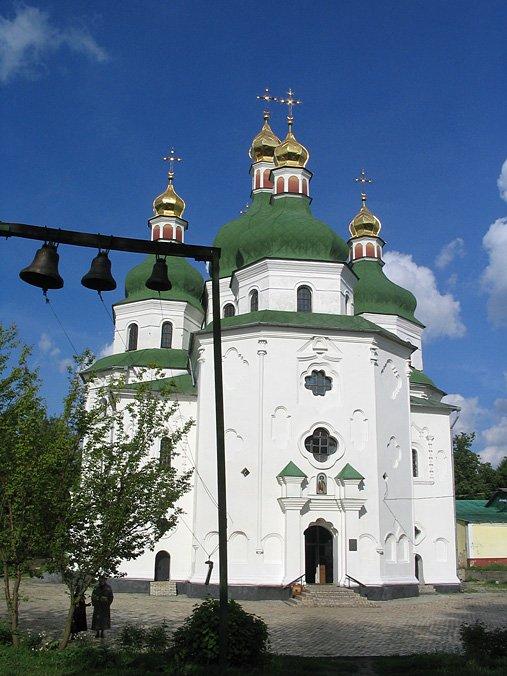 Кафедральный собор Николая Чудотворца, Нежин
