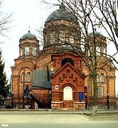 Церковь Казанской иконы Божией Матери - Харьков - г. Харьков - Украина, Харьковская область