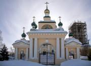 Никола-Бой. Николая Чудотворца, церковь