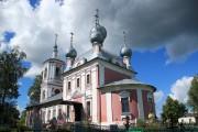 Церковь Андрея Стратилата - Андреевское на Лиге - Борисоглебский район - Ярославская область