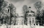 Церковь Рождества Христова - Заозерье - Павлово-Посадский район - Московская область