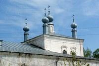 Церковь Богоявления Господня - Заволжск - Заволжский район - Ивановская область