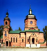 Церковь Жен-Мироносиц - Волчанск - Волчанский район - Украина, Харьковская область