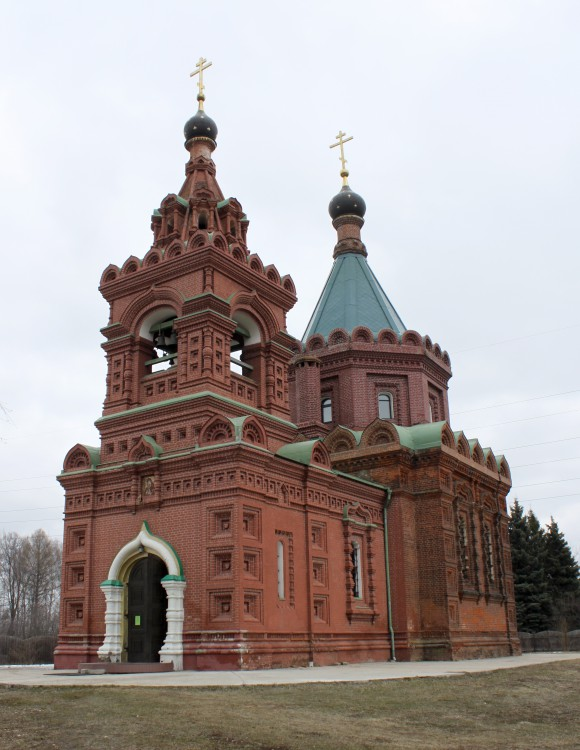 Церковь Илии Пророка-Дыдылдино-Ленинский район-Московская область