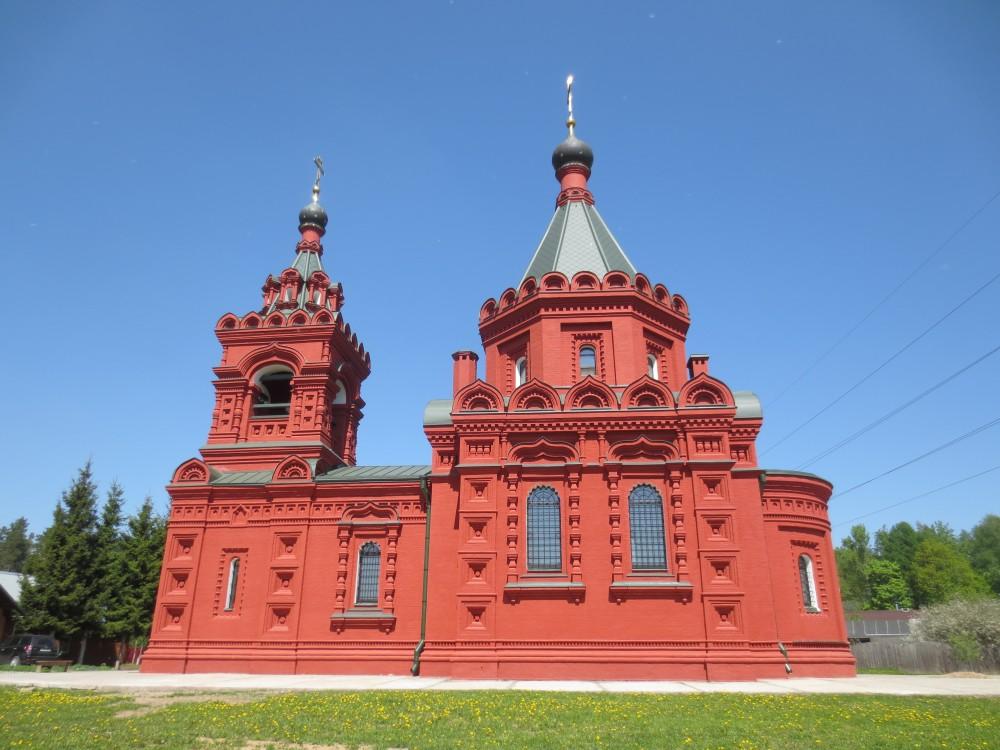 Церковь Илии Пророка, Дыдылдино