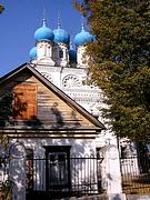 Церковь Покрова Пресвятой Богородицы - Зелёная Слобода - Раменский район - Московская область