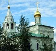 Церковь Троицы Живоначальной - Заворово - Раменский район - Московская область