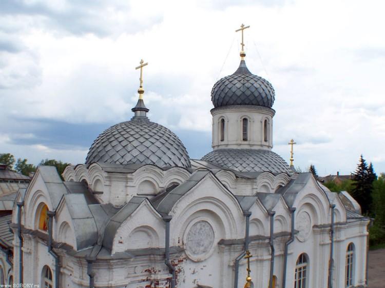 Церковь Николая Чудотворца, Буй