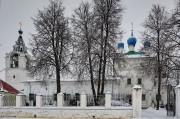 Церковь Рождества Пресвятой Богородицы - Верхнее Мячково - Раменский район - Московская область