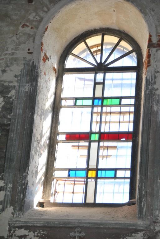 Церковь Воздвижения Креста Господня, Нарма