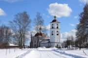 Церковь Воскресения Христова - Павловское - Ковровский район и г. Ковров - Владимирская область