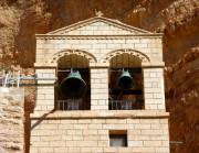 Иудейская пустыня, Вади Кельт (Нахаль Прат). Монастырь Георгия Хозевита