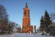 Языково. Рождества Христова, колокольня церкви