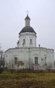 Ельдигино. Троицы Живоначальной, церковь