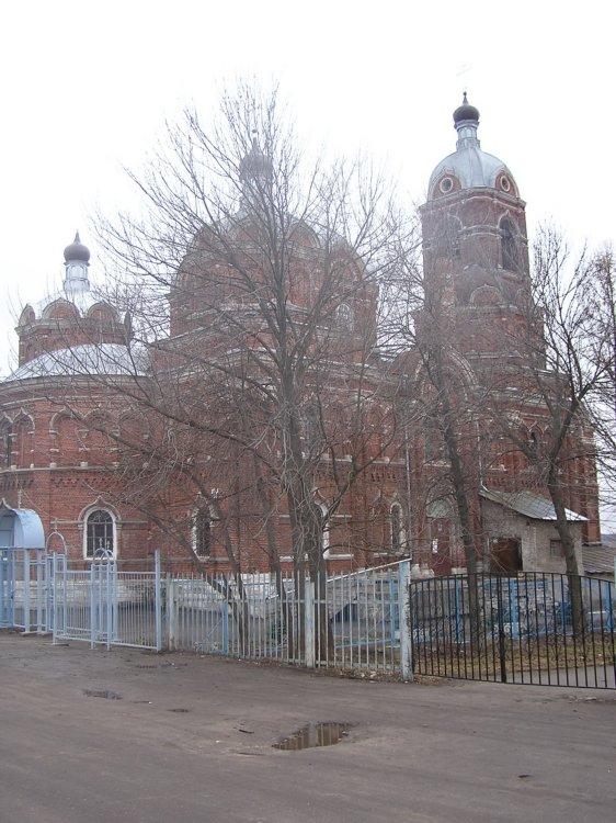 Собор Спаса Преображения, Ковров