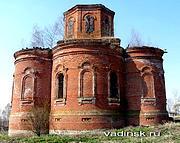 Церковь Покрова Пресвятой Богородицы - Котёл - Вадинский район - Пензенская область
