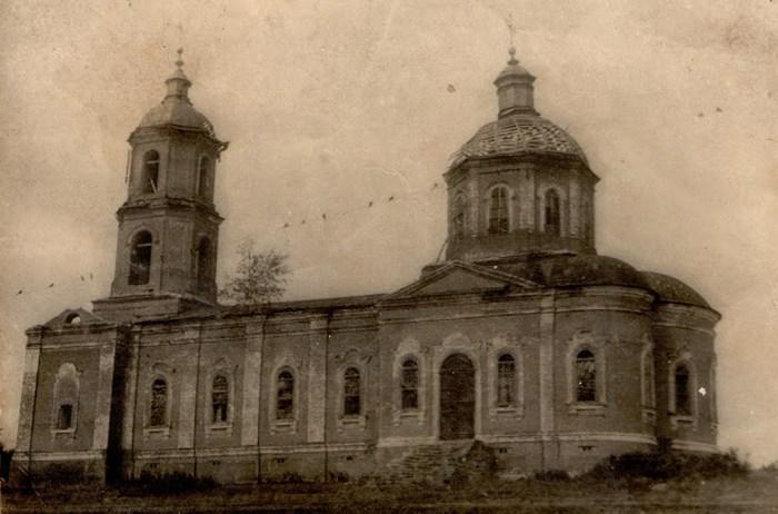 Церковь Покрова Пресвятой Богородицы, Котёл