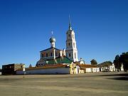 Церковь Спаса Преображения - Нагорье - Переславский район - Ярославская область