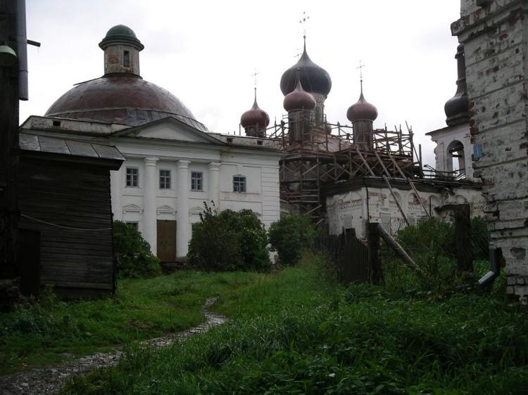 Воскресенский Горицкий монастырь, Горицы