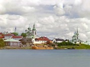 Воскресенский Горицкий монастырь - Горицы - Кирилловский район - Вологодская область