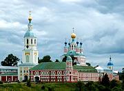 Рождество-Богородичный Санаксарский мужской монастырь - Санаксырь - Темниковский район - Республика Мордовия