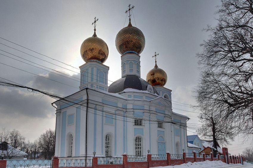 Церковь Рождества Пресвятой Богородицы, Тарычево