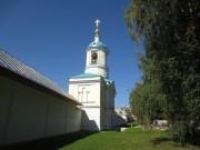 Видное. Екатерининский монастырь. Надвратная церковь Димитрия Ростовского.